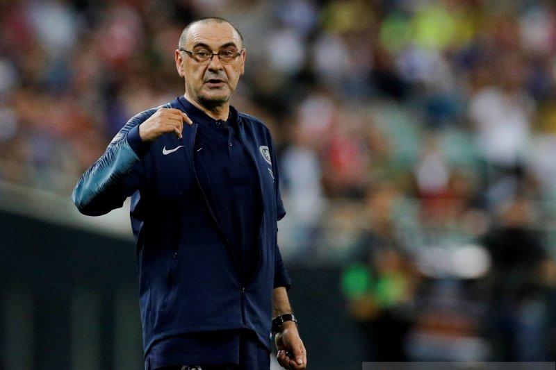 Juventus resmi tunjuk Maurizio sebagai pelatih baru