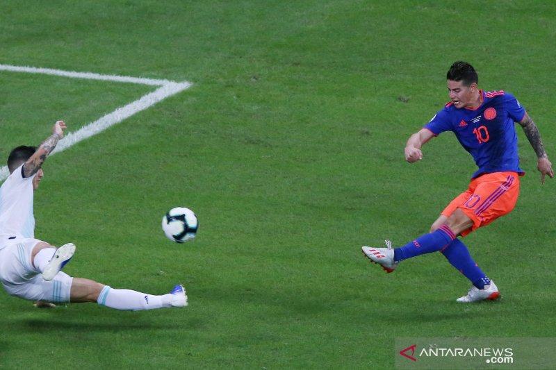 5 fakta antara Ancelotti dengan James Rodriguez