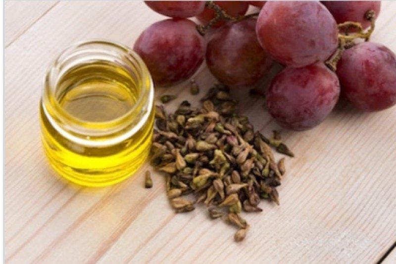 Ternyata biji anggur kaya akan manfaat