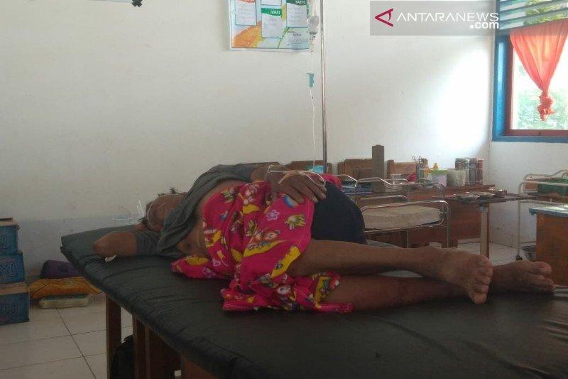 Ratusan korban banjir Konawe terserang penyakit