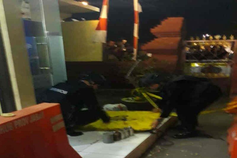 Polresta Cirebon perketat keamanan setelah penemuan bom