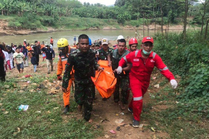 Anak tenggelam ditemukan tewas di Sungai Citanduy Banjar