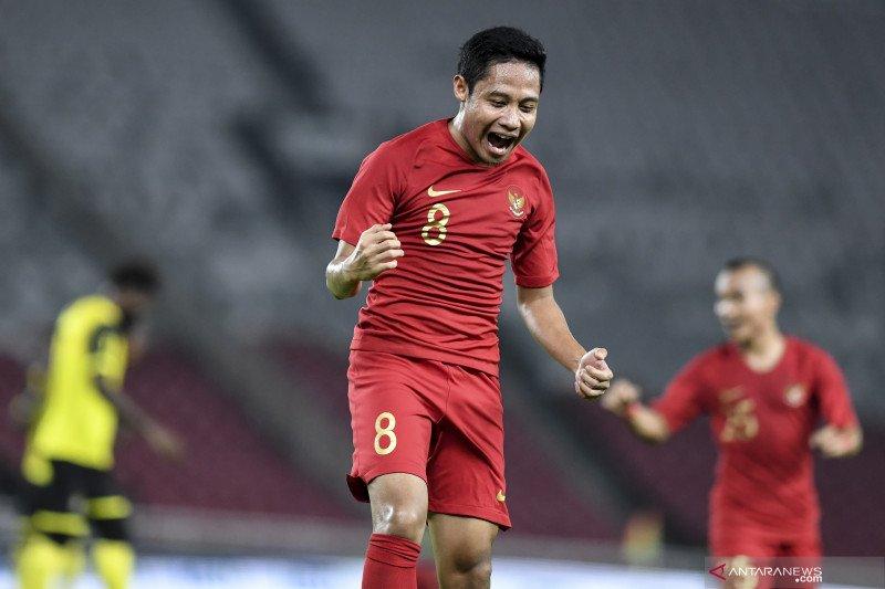 "Evan Dimas waspadai ""bola mati""  Malaysia"