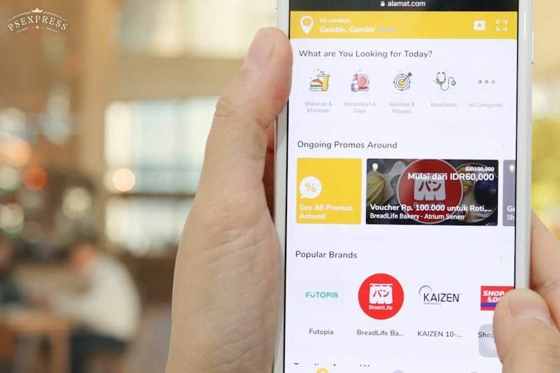 Alamat.com bawa 35.000 pebisnis go digital