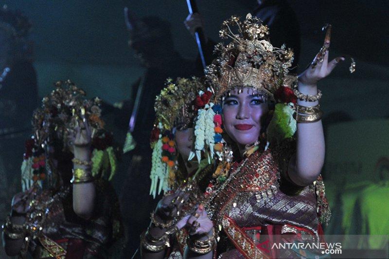 Festival Budaya Sriwijaya resmi dibuka