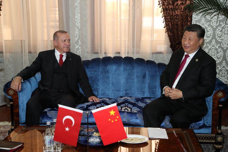 Turki harapkan Uighur hidup damai di bawah kekuasaan China