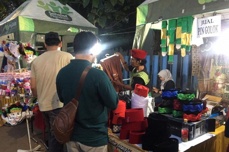 Pemprov DKI buka kesempatan warga menggelar acara di Kampung Betawi