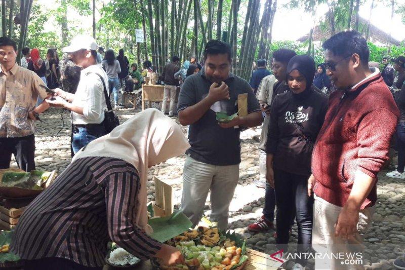 Kementerian Desa: Pasar Papringan bisa dicontoh daerah lain