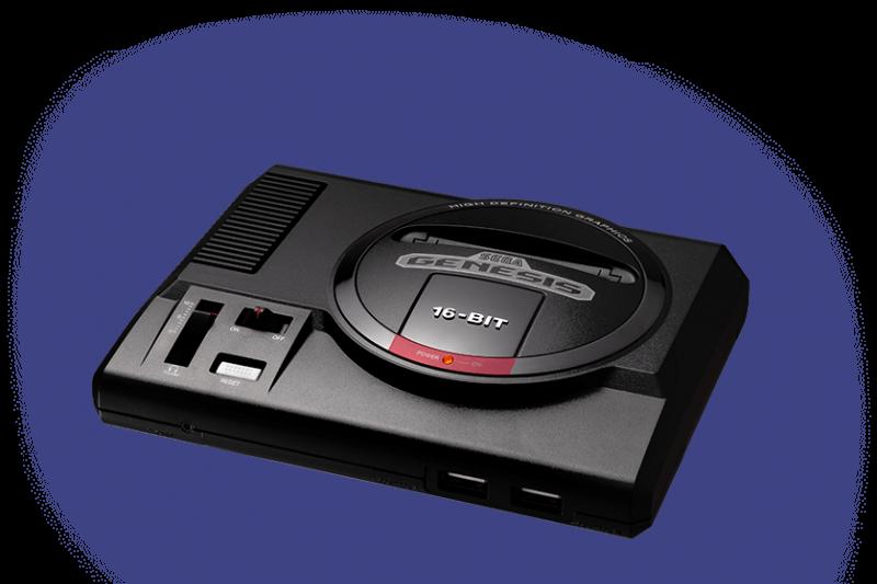 Sega hidupkan lagi konsol jadul Genesis Mini