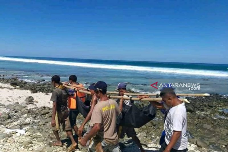 Satu korban penumpang kapal KM Nusa Kenari yang tengelam ditemukan meninggal