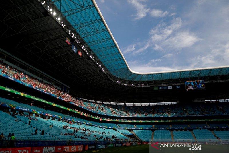 Presiden CONMEBOL khawatirkan Copa America di Brazil sepi dari penonton