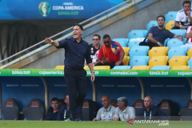 Ini kritik pelatih Paraguay kepada pemainnya setelah bermain imbang melawan Qatar