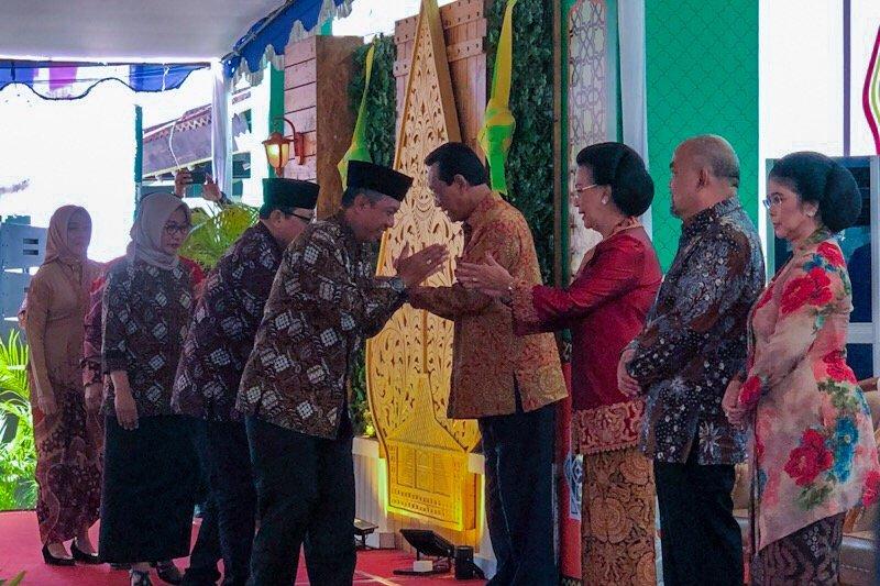 Sultan HB X serukan semangat islah politik berbasis budaya