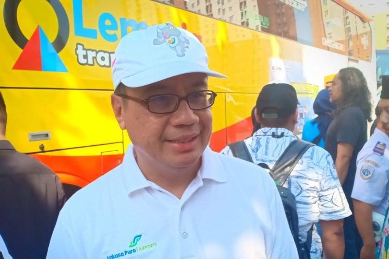 Angkasa Pura I layani 3,7 juta penumpang saat liburan Lebaran