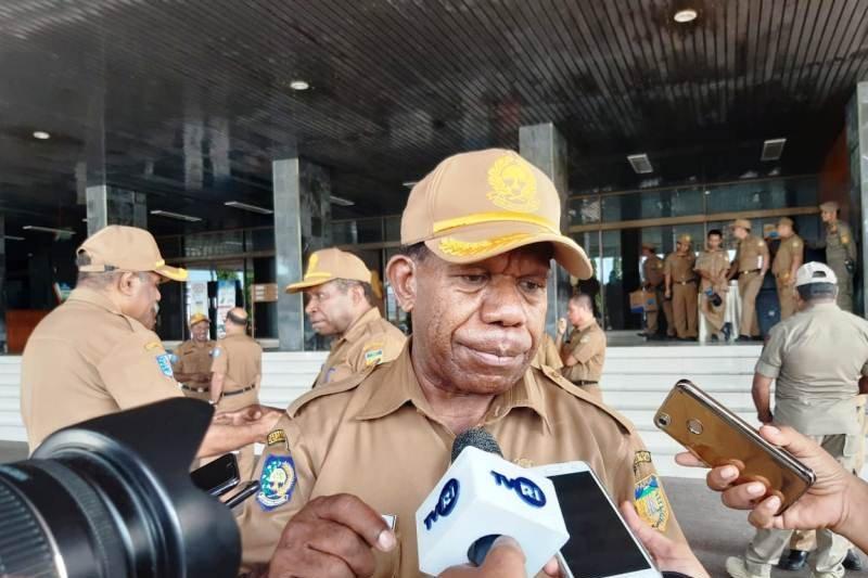 BPMK Papua: dana desa 2019 naik Rp900 miliar