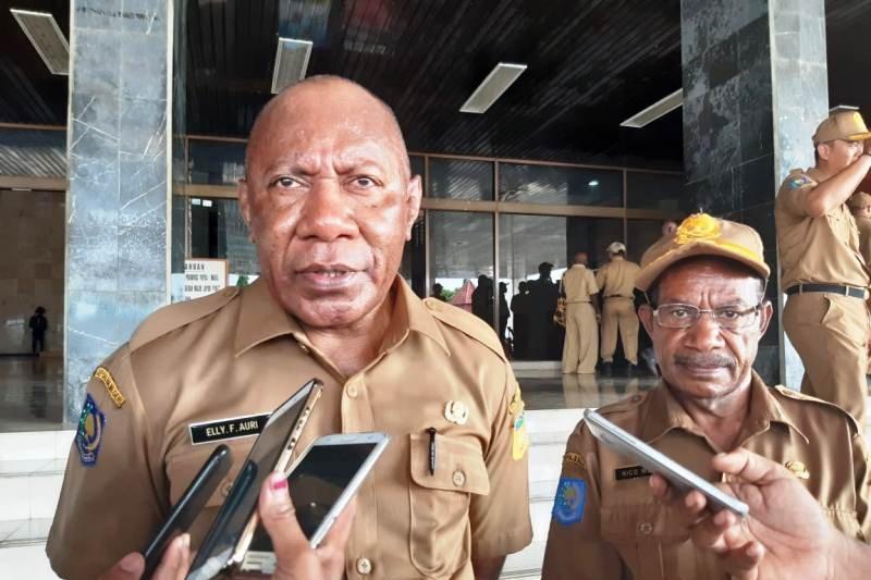 Papua tunda pelaksanaan tes tertulis CASN 2018
