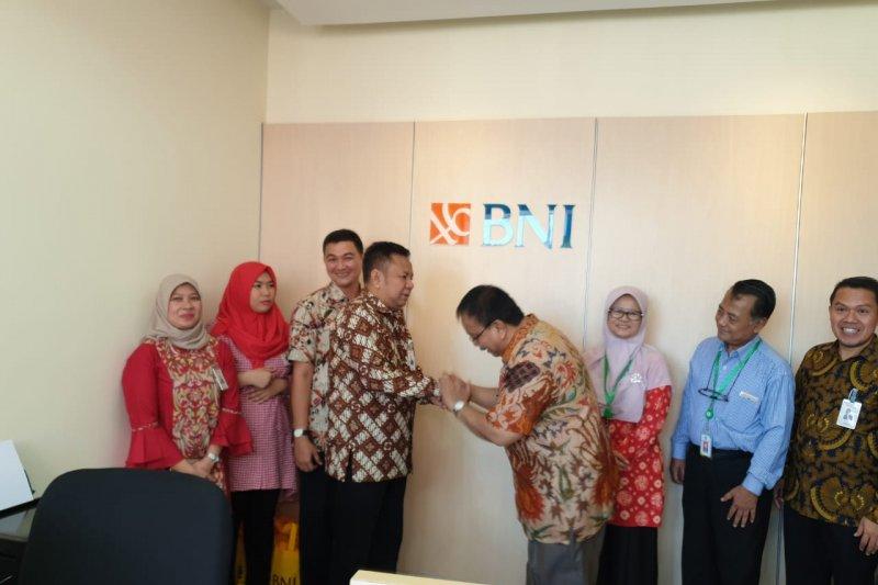 BNI wilayah Padang resmikan payment point RSUP M Djamil Padang