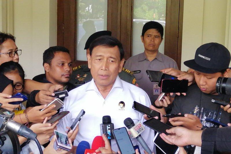 Wiranto maafkan Kivlan Zen, tapi tak bisa intervensi hukum
