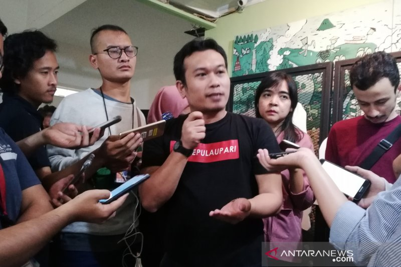 Walhi rekomendasikan bongkar bangunan di pulau hasil reklamasi Jakarta