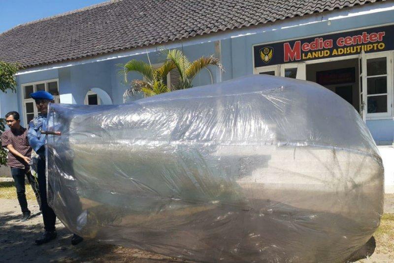 TNI AU sita balon udara liar jatuh di zona militer