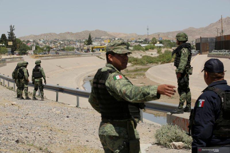 Kelompok HAM Meksiko prihatin Garda Nasional tangkap migran