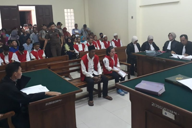 Jaksa tuntut 15 tahun penjara terhadap pembunuh suami
