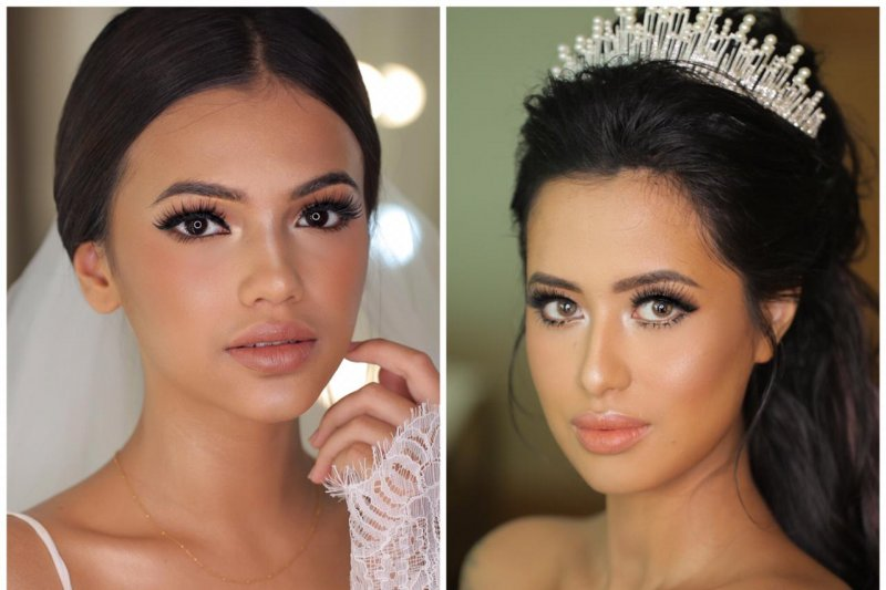 Tren make up pengantin pada 2019