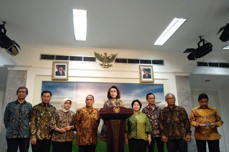 Jokowi minta pansel cari komisioner KPK berkemampuan manajerial kuat