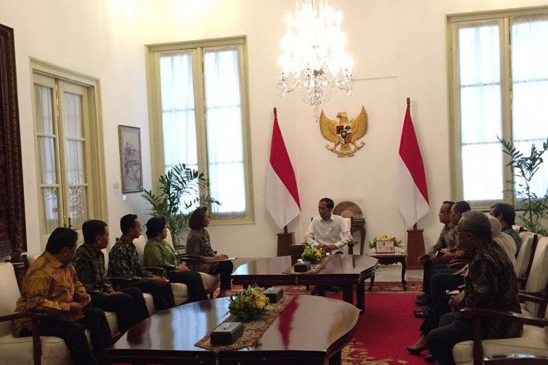 Presiden temui Pansel Calon Pimpinan KPK