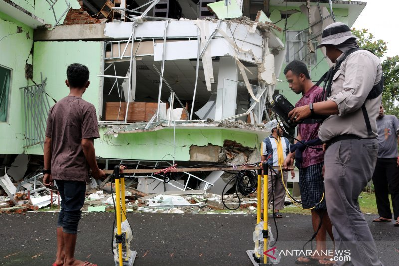 Badan Geologi prakiraan masih terjadi longsor di IAIN Ambon