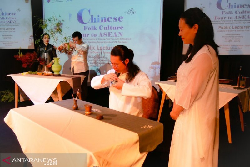 Universitas China promosikan budaya rakyat di Jakarta