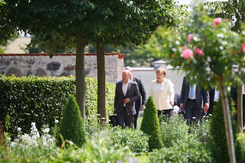 Jerman perkirakan dapat kendalikan utang akibat corona