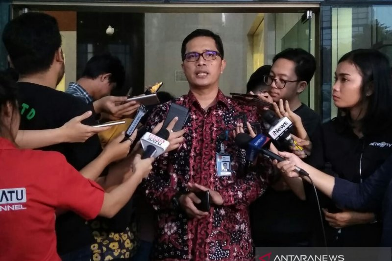 KPK tanggapi pernyataan Menkumham terkait penempatan napi korupsi