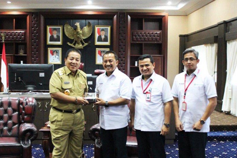 Semen Baturaja siap dukung pembangunan infrastruktur di Lampung
