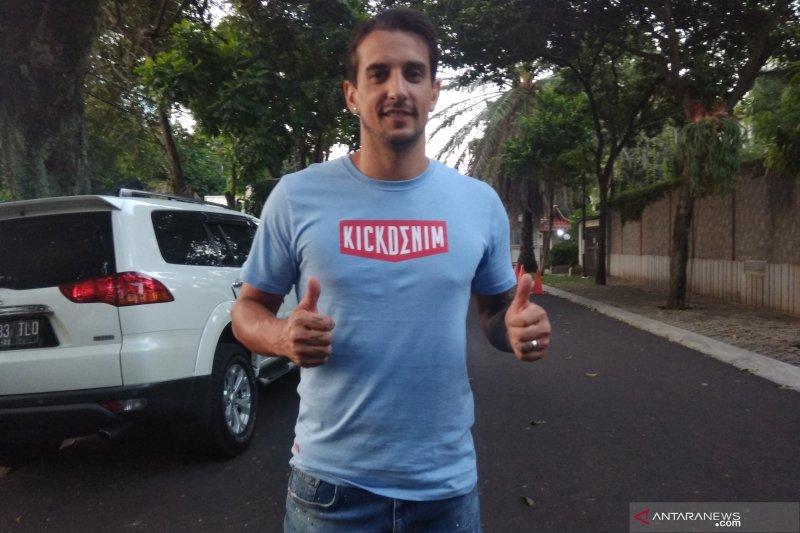 Semen Padang FC meminjam Flavio Beck Junior dari Bhayangkara FC