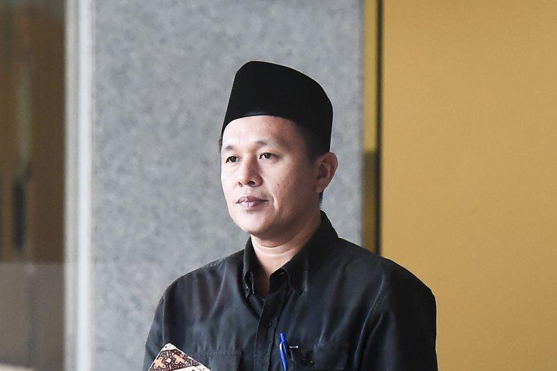 Ketua DPRD Lampung Tengah Junaidi segera disidang