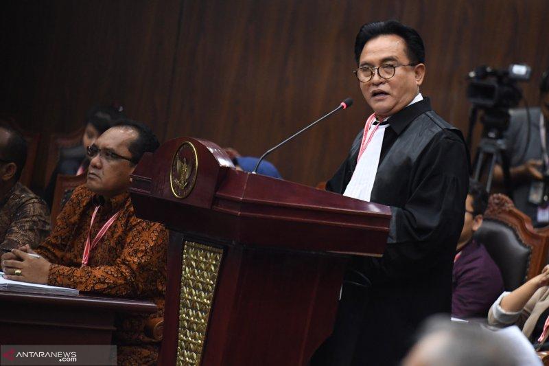 Yusril bantah ayat Alquran tidak relevan di sidang MK