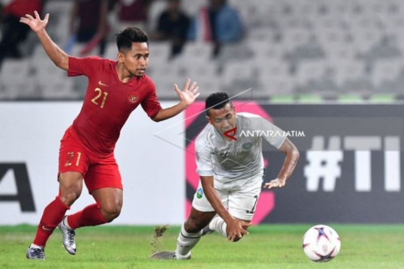 Indonesia satu grup Thailand-Vietnam-Malaysia-UAE di kualifikasi PD 2022