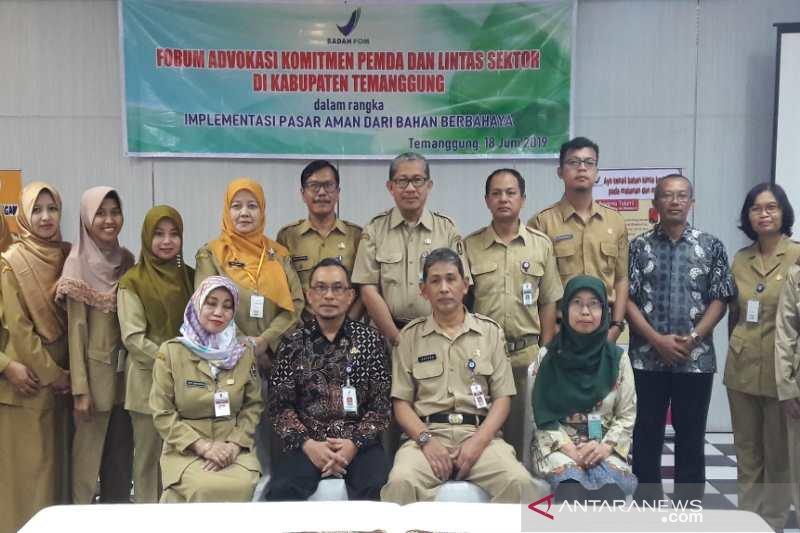 BBPOM Semarang libatkan komunitas pasar dalam pengawasan pangan