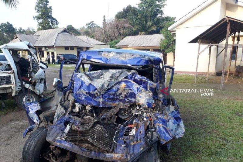 Kecelakaan di Jalinsum, tiga orang tewas