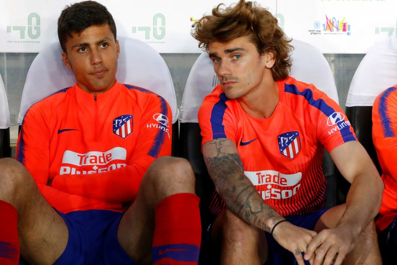 Rodri ingin tinggalkan Atletico Madrid