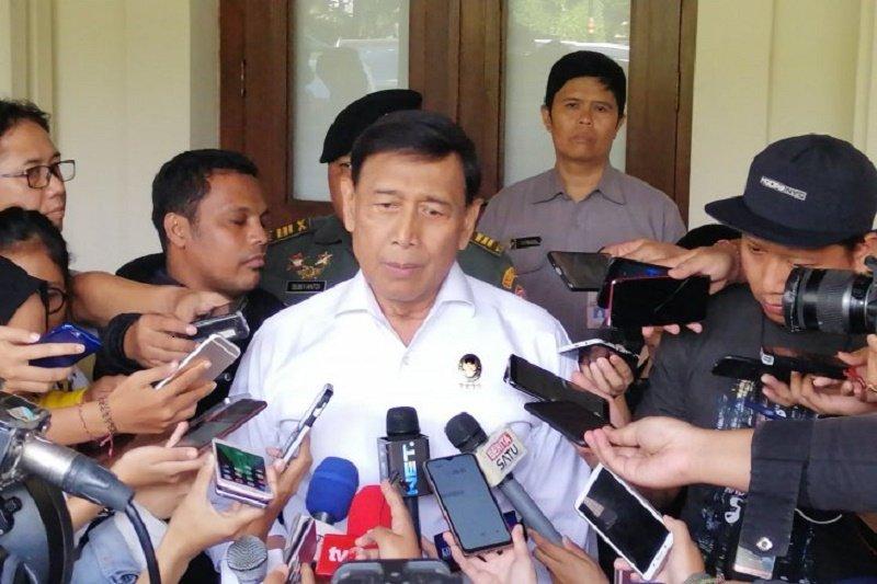 Menko Polhukam Wiranto sebut persoalan MoU Helsinki belum terselesaikan