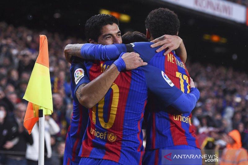 Messi pilih Neymar kembali ke Barca daripada Griezmann