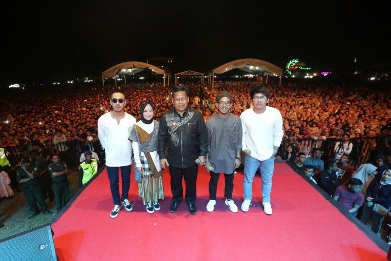 Wali Kota ajak Grup Sabyan promosikan kota Banda Aceh