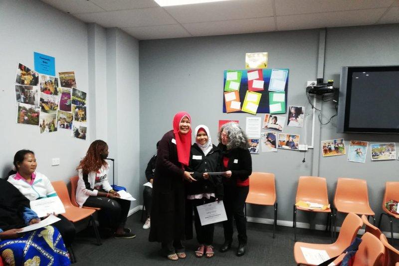 Ceritakan anak Rohingya, Siswi Sulsel juara menulis di Australia