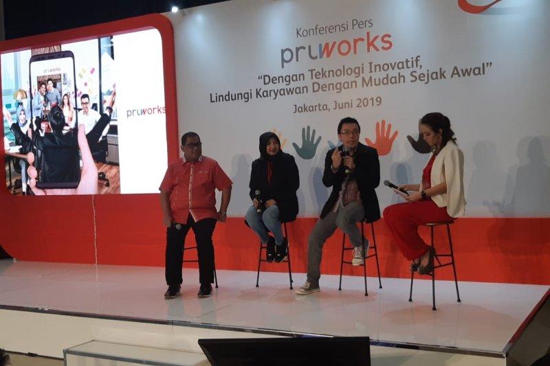 Ketua asosiasi ingatkan pentingnya asuransi pekerja UMKM di Jakarta