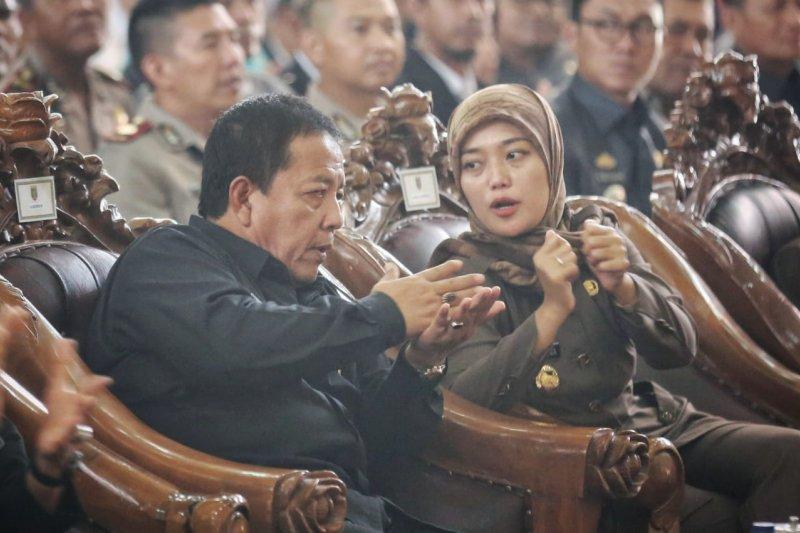 Gubernur hargai kemajuan Kabupaten Lampung Timur