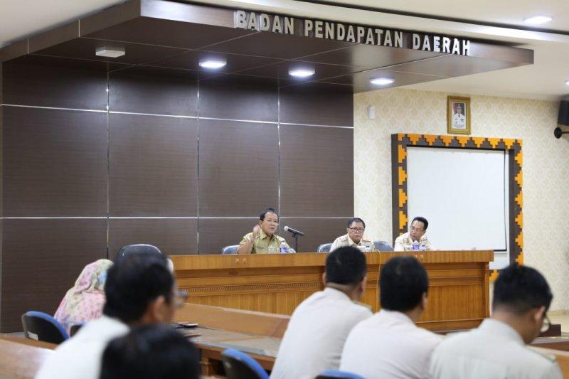 Lampung bertekad tingkatkan APBD hingga Rp12 triliun