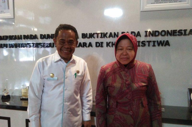 Pemkot Surabaya bantu korban bencana Palu buatkan hunian tetap
