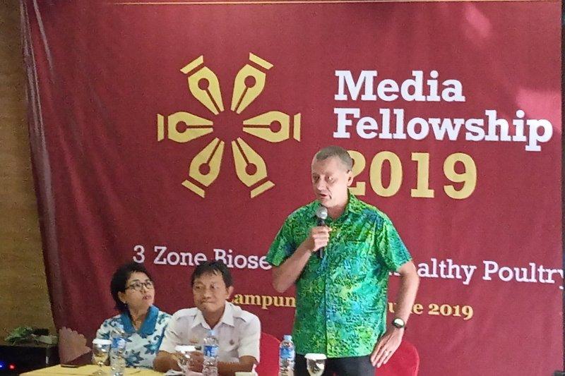 20 persen produksi telur Lampung dipasarkan ke Jakarta